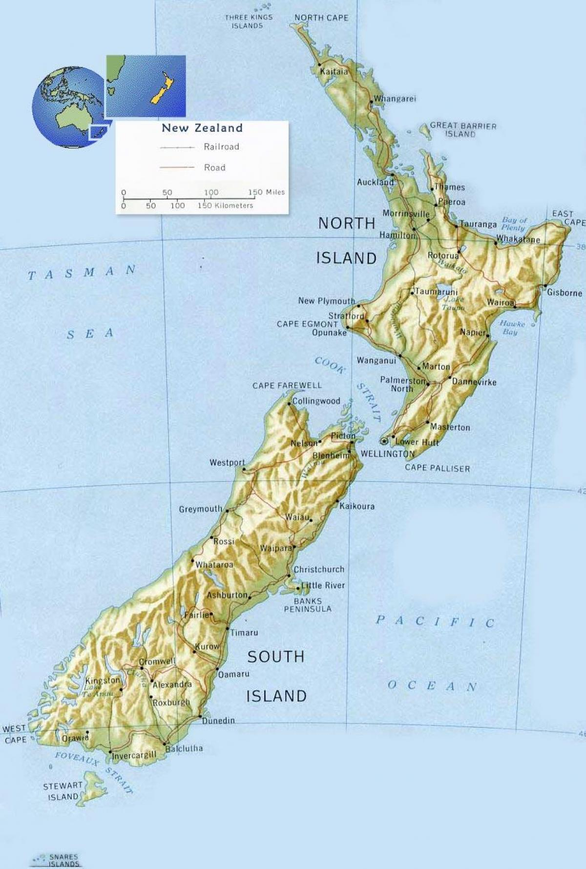 Where Is Wellington New Zealand On The Map.Wellington New Zealand Map Wellington New Zealand On Map
